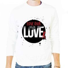 Move Over Lover Sweatshirt Men's, 32€, now featured on Fab.