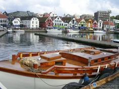 Stavanger, Norway -- (where my grandparents sailed from to come to America)