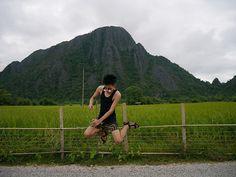 บันทึกเที่ยว วังเวียง Vang Vieng รูปเยอะเวอร์