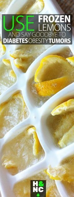 Say Goodbye to Diabetes, Tumors, Obesity With These Chill Frozen Lemon – back to well Healthy Drinks, Healthy Tips, Get Healthy, Healthy Recipes, Health Diet, Health And Wellness, Health Fitness, Do It Yourself Furniture, Nutrition