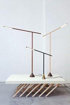 Balance Lamp by Mieke Meijer: