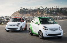 Choose your adventure with a mini electric car or an eco-friendly, urban vehicle that embodies efficiency and innovation from smart USA. Smart Usa, Hybrids And Electric Cars, Best Electric Car, Eco Friendly Cars, Tesla Motors, Mustang Cars, Car Ford, Ford Focus, Motor Car