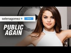 Selena Gomez's Instagram Public Again After Making Profile Private For 24 Hours