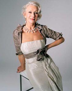 Helen Mirren Sleeps for Beauty