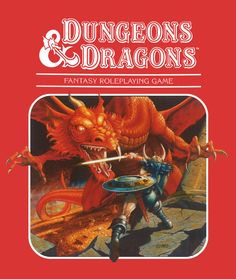 Like a lot of people my age this was the first RPG I ever played and I have to say I loved it! If you're serious about collecting classic role playing games there's no better place to start. These are still dirt cheap on ebay and will guaranteed give you a mega blast of nostalgia if you're about the right age. Still fun to play, though obviously things have moved on a bit. I do like games where you save vs absolute and final (unless you have a cleric handy) death!
