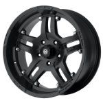 American Racing ATX Artillery 20x8.5 Teflon Wheel / Rim 5x150 with a 35mm Offset and a 110.50 Hub Bore. Partnumber AX18128558635:Amazon:Automotive