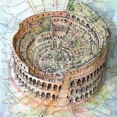 The Colosseo City