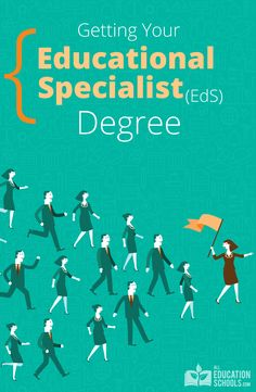 EdS degrees are for ambitious educators looking for greater career opportunity. Graduate Degree, We Are The Ones, Educational Leadership, Career Opportunities, Schools, Opportunity, Language, Classroom, Teacher
