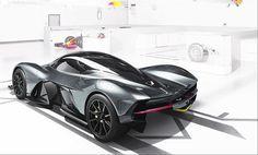 アストンマーティンとレッドブル・レーシング、ハイパーカー「AM-RB 001」を発表 プレミアムカー Excite ism(エキサイトイズム)