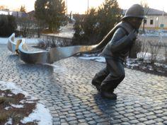 Firefighters Memorial.