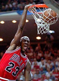 Michael Jordan - the-90s Photo