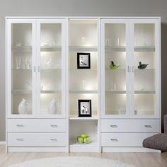 dCor design Regal Curio Cabinet