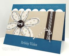 Stampingville retiring June 30 Book Catalogue, Stamping Up, Rubber Stamping, Handmade Flowers, Homemade Cards, Stampin Up Cards, Paper Art, Birthday Cards, June 30