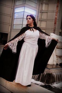 Christine Daae (Phantom of the Opera)  Cosplayer: Phantress Saphira (DeviantART) SacAnime Winter 2013