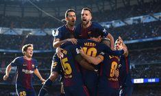 Real Madrid 0-3 Barcelona: El Clásico – as it happened   Football   The Guardian