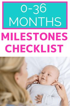 The Complete Checklist for Development Milestones for Infants and Young Children Do you know what baby development activities are appropriate for your infant? Find out what infant development milestones to expect so you can plan baby play time in a way th Developmental Milestones Checklist, Baby Development Milestones, Toddler Milestones, Child Development, Baby Development Chart, Baby Lernen, Toddler Teacher, Toddler Learning, Baby Supplies