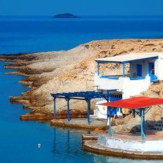 Milos Island/Mytakas - Cyclades/Greece
