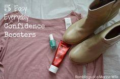 5 Easy Everday Confidence Boosters #OpticSmiles #ad