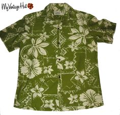Some kind of crazy hawaiian shirt for Mikey :)