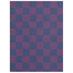 Blanket Checker Fleece Blanket