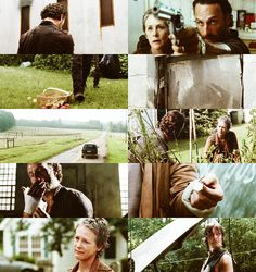 """The Walking Dead """"Indifference"""""""