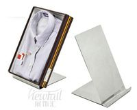 Simple magasin affichage écran métallique pour shirt affichage BN-1305PSS