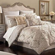 Croscill Bedding, Ava Queen Comforter Set Crocsill https://www.amazon.com/dp/B00EA9CCO4/ref=cm_sw_r_pi_dp_xn0NxbMQ59YP5