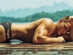 Anatoliy Goncharov Marcuse swimwear