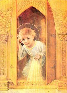 Como el siervo gime por las corrientes de las aguas, así clama por Ti, ¡oh, Dios, el alma mía! ¡Mi alma tiene sed de Dios! ¡Del Dios vivo! ¡Cuándo apareceré delante de Dios! Envíame tu Luz y tu Verdad, que me conducirán al monte de tu santidad y a tus tabernáculos. Y subiré al altar de Dios, al Dios alegría de mi gozo, y te alabaré con arpa y salterio, ¡oh, Dios mío! Espérame, Señor, porque aún tengo de alabarte