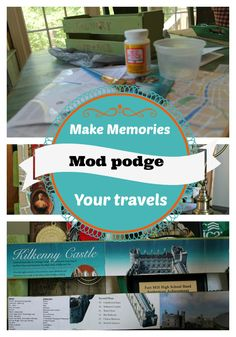 #modpodge your family travels crate .Brought to you by Chevrolet Traverse #Traverse