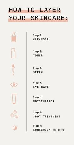 How to Layer Your Products for the Most Effective Skincare Regimen – Versed Skin Beauty Tips For Glowing Skin, Clear Skin Tips, Beauty Skin, Face Beauty, Skin Care Routine Steps, Skin Routine, Skin Care Routine Daily, Facial Routine Skincare, Skin Care Tips