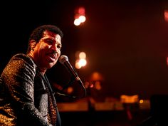 Recording artist Lionel Richie performs onstage at the 2nd Annual Diamond Ball hosted by Rihanna and The Clara Lionel Foundation at The Barker Hanger in Santa Monica, Calif.   Christopher Polk, etty Images for The Clara Lionel Foundation