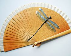 Hand fan painted by myself. Hand painted and drawn on the hand fan and then varnished . Painted Fan, Hand Painted, Hand Held Fan, Hand Fans, Wooden Fan, Fans For Sale, Wood Burning Art, Paper Fans, Sleep Mask
