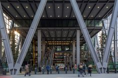 The Leadenhall Building – Projects – Rogers Stirk Harbour + Partners