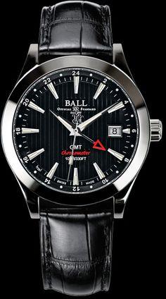 Ball Chronometer GMT