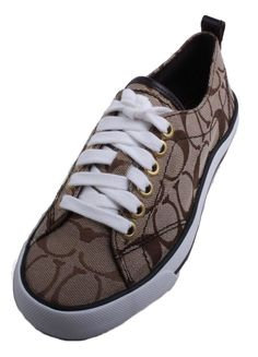 Coach Women's 'Suzzy' Lace Up Sneakers: Clothing