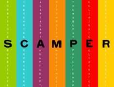 What is SCAMPER? SCAMPER is a creative, easy-to-use brainstorming technique that helps generate new ideas or improve existing ones. Based on an initial list from Brainstorming originator Alex Osbor…