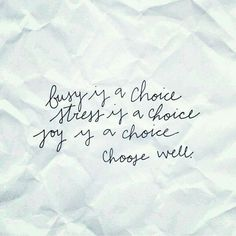 May the best choices win! #choosewell #choosehappiness #chooselove #chooseyourself #choosepositivity