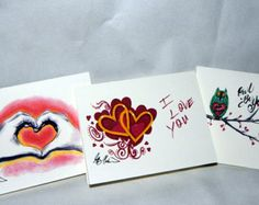 Note card customized pack