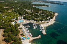 Campings Istrië - Vind de beste camping en prijs voor je vakantie op CampingScanner.nl