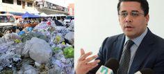 Inseguridad haría poco factible recogida nocturna desechos sólidos en capital dominicana