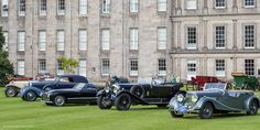 It's already been a great year for British motoring and supercars, so to top it all off the Concours of Elegance returns to Windsor Castle this September #cars #speed #motor #supercars
