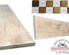 Solid oak 6 beam coffee table. | Etsy Oak Floating Shelves, Oak Shelves, Stain Colors, Wood Colors, Oak Sleepers, Window Boards, Oak Mantle, Indoor Range, Living Room Lounge