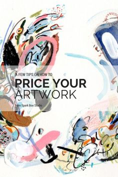 Helpful tips for pricing art and craft pieces. Plus a free excel spreadsheet to help figure out your material and labour costs.