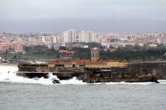 El Fuerte de São Julião da Barra y Carcabelos - portugal