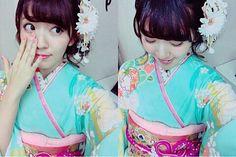 Airi Suzuki   Kimono