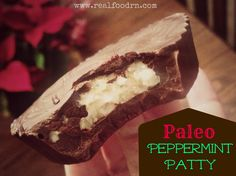 Paleo Peppermint Patty