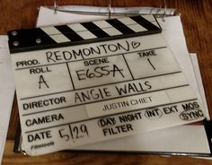 Redmonton Web Series, written and directed by Angie Walls and Produced by Chiet Productions Coming September 2015