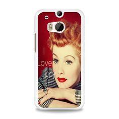 I Love Lucy HTC One M8 Case   yukitacase.com