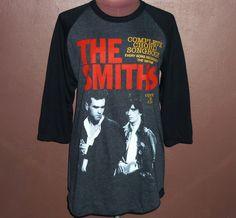 Unisex Morrissey Raglan 3//4 Sleeve T-Shirt Jumper Sweater M L